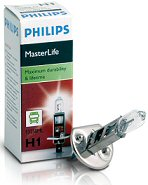 Philips H1 MasterLife 24V 13258MLC1