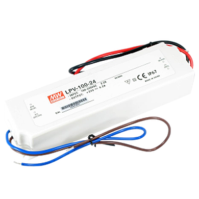 MEANWELL LPV-100-24V Meanwell LED DRIVER IP67