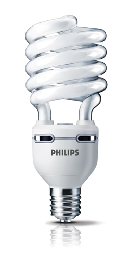 Philips Tornado High Lumen 75W/865 E40 220-240V