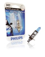 Philips H1 BlueVision Ultra 12V 12258BVUB1
