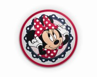 Philips Minnie Mouse SV�TIDLO STROPN� �ERVEN� 1x7.5 W SELV 71761/31/16