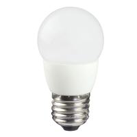 LED kapka McLED 3,5W E27 2700K