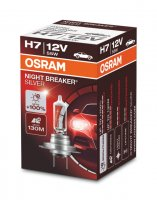 OSRAM H7 64210NBS NIGHT BREAKER SILVER +100% 55W
