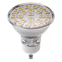 LED ��rovka Classic MR16 4W GU10 tepl� b�l�