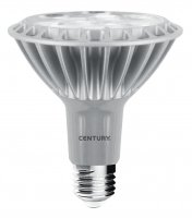 CENTURY LED PAR30 SUPERLED AL provedení 11W E27 3000K 765Lm 96x112mm IP20 38d CEN SLPAR30-112730