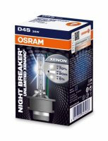 OSRAM XENARC D4S NIGHT BREAKER UNLIMITED 66440XNB 35W P32d-5