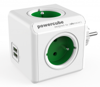 PowerCube Original USB, zelená