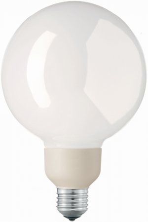 Philips Softone Globe 9W WW E27 G93