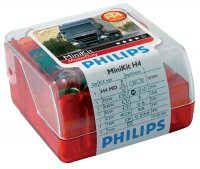 Philips 55554 MiniKit H4 MD 24V