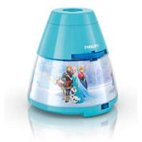 Philips Disney Frozen - table lamp blue 71769/08/16