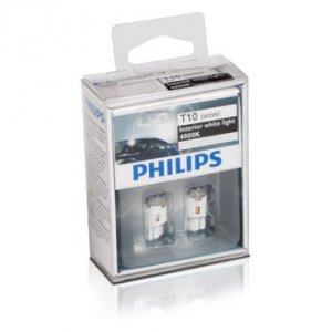 Philips X-Treme Vision led T10 W5W 24V 6000K