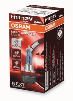 OSRAM H11 64211NL NIGHT BREAKER LASER 55W 12V +150%