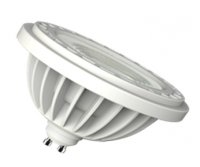 LUMINEX LED ES111 15W GU10 3000K 45d 230V