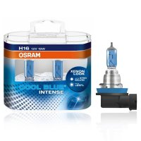 OSRAM H16 64219CBI-HCB COOL BLUE INTENSE 12V 19W 64219 PGJ19-3 2ks