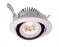 Downlight Shop I v�klopn� LED 15W 4000K 500mA b�l� - LIGHT IMPRESSIONS