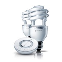 Philips Living Whites ESaver Set 20W E27 WW