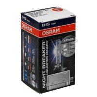 OSRAM XENARC D1S NIGHT BREAKER UNLIMITED 66144XNB 35W