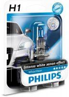 Philips H1 WhiteVision Ultra 12V 12258WHVB1