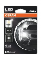 OSRAM LED C5W 6498WW 4000K 12V 1W SV8,5-8 36mm