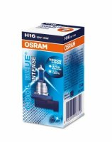 OSRAM H16 64219CBI COOL BLUE INTENSE 12V 19W 64219 PGJ19-3