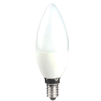 LED svíčka McLED LED 3,5W E14 2700K