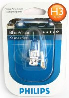 Philips H3 BlueVision 12V 12336BVUB1