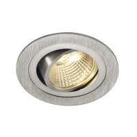 NEW TRIA DL kruhová sada 230V/350mA COB LED 6.2W 38° 2700K - BIG WHITE - Profesional