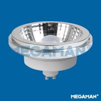 MEGAMAN LED reflector AR111 11W/75W GU10 2800k 2000cd/45° Dim 40Y