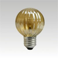 NBB ROYAL ROUND LAMP GOLD 40W E27