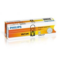 Philips W5W Vision 12V 12961CP