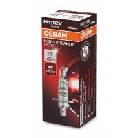 OSRAM H1 Night breaker SILVER +100% 64150NBS 55W 12V