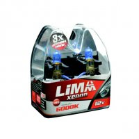 LIMA H3 12V 55W PK22s GOLD LIMA box/2ks