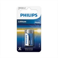 Philips baterie lithiová 3V CR123A