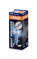 OSRAM H1 Night breaker UNLIMITED 64150NBU 55W 12V