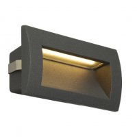DOWNUNDER OUT LED M antracitová SMD LED 0.96W IP55 3000K - BIG WHITE - Profesional