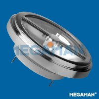 MEGAMAN LED reflector AR111 11W/50W G53 2800K 1400cd/45° Dim 35Y max. 2ks