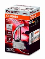 OSRAM XENARC D1S NIGHT BREAKER LASER 66140XNL 35W +200%