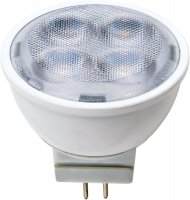 Heitronic LED MR11 12V 20 25st. 4W/827 GU4