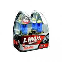 LIMA H4 12V 60/55W P43t GOLD LIMA box/2ks
