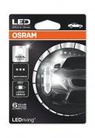 OSRAM LED C5W 6498CW 6000K 12V 1W SV8,5-8 36mm