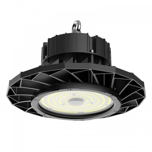 Solight High bay, 150W, 19500lm, 120°, Samsung LED, Lifud driver, 5000K, 1-10V stmívání WPH-150W-004