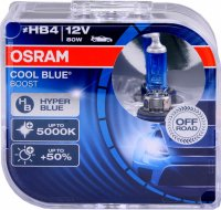 OSRAM HB4 COOL BLUE BOOST 69006CBB-HCB 80W 12V duobox
