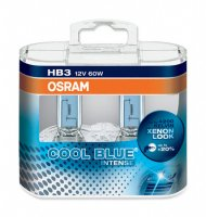 OSRAM HB3 cool blue INTENSE 9005CBI-HCB 60W 12V duobox