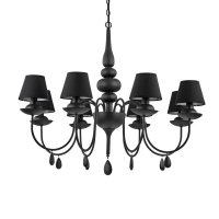 Ideal Lux BLANCHE SP8 NERO 111896