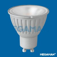 MEGAMAN LED 5006wDG-WFL PAR16 6W GU10 35ST 2800K DIM-TO-WARM