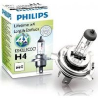 Philips H4 Long Life EcoVision 12V 12342LLECOC1