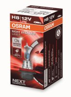 OSRAM H8 NIGHT BREAKER LASER +150% 12V 35W 64212NL PGJ19-1