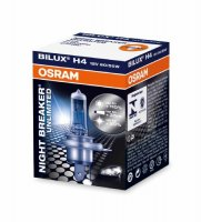 OSRAM H4 NIGHT BREAKER UNLIMITED 60/55W 12V 64193NBU