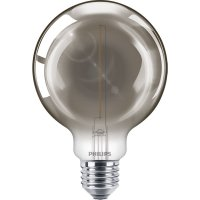 Philips LED Classic 15W G93 E27 smoky ND