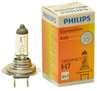 Philips H7 12V 80W PX26d Rally
